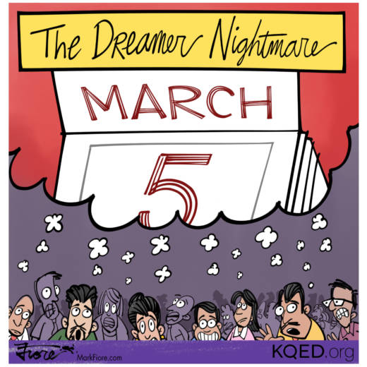 Dreamer Nightmare by Mark Fiore