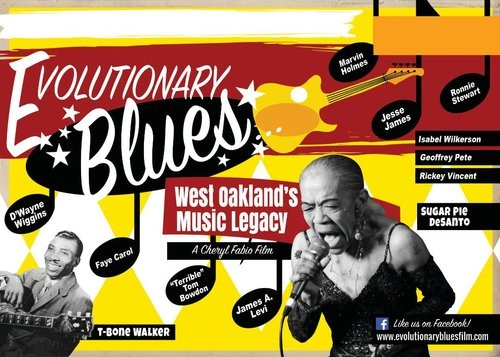 The documentary Evolutionary Blues plays in San Mateo County libraries in February.