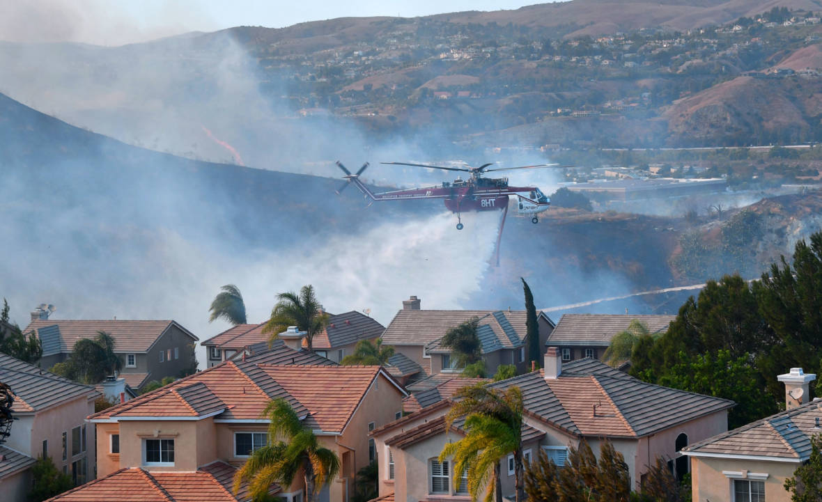 New Housing Grows Fastest in Southern California's Most Fire-Prone Areas