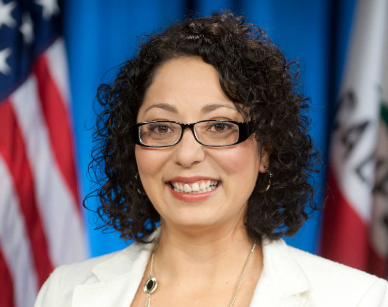 Assemblywoman Cristina Garcia, D-Bell Gardens, faces allegations that she groped and harassed legislative staffers.