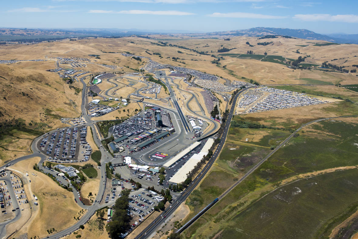 Two Investigations Launched Into Sonoma Raceway's First Fatal Crash in Eight Years