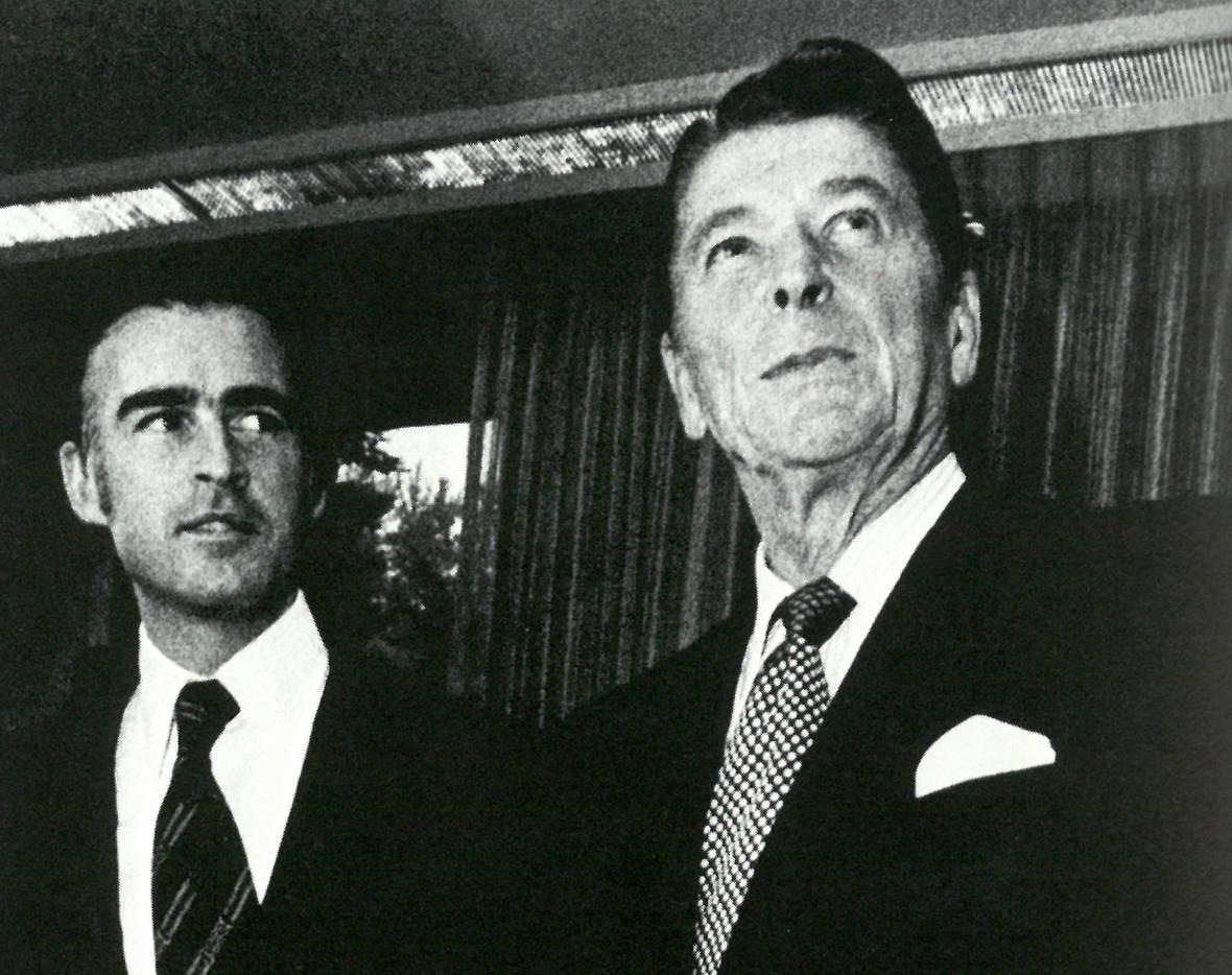 How the Home of Reagan Turned Into the Trump Resistance