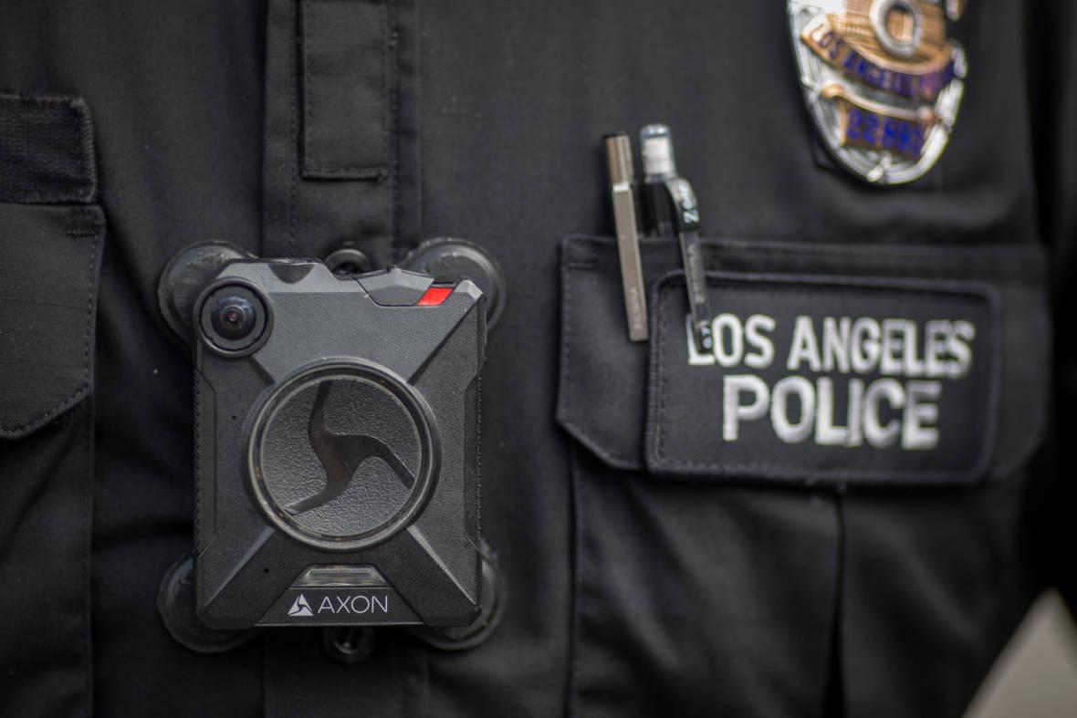LAPD Will Make Body Camera Videos Public Under New Policy