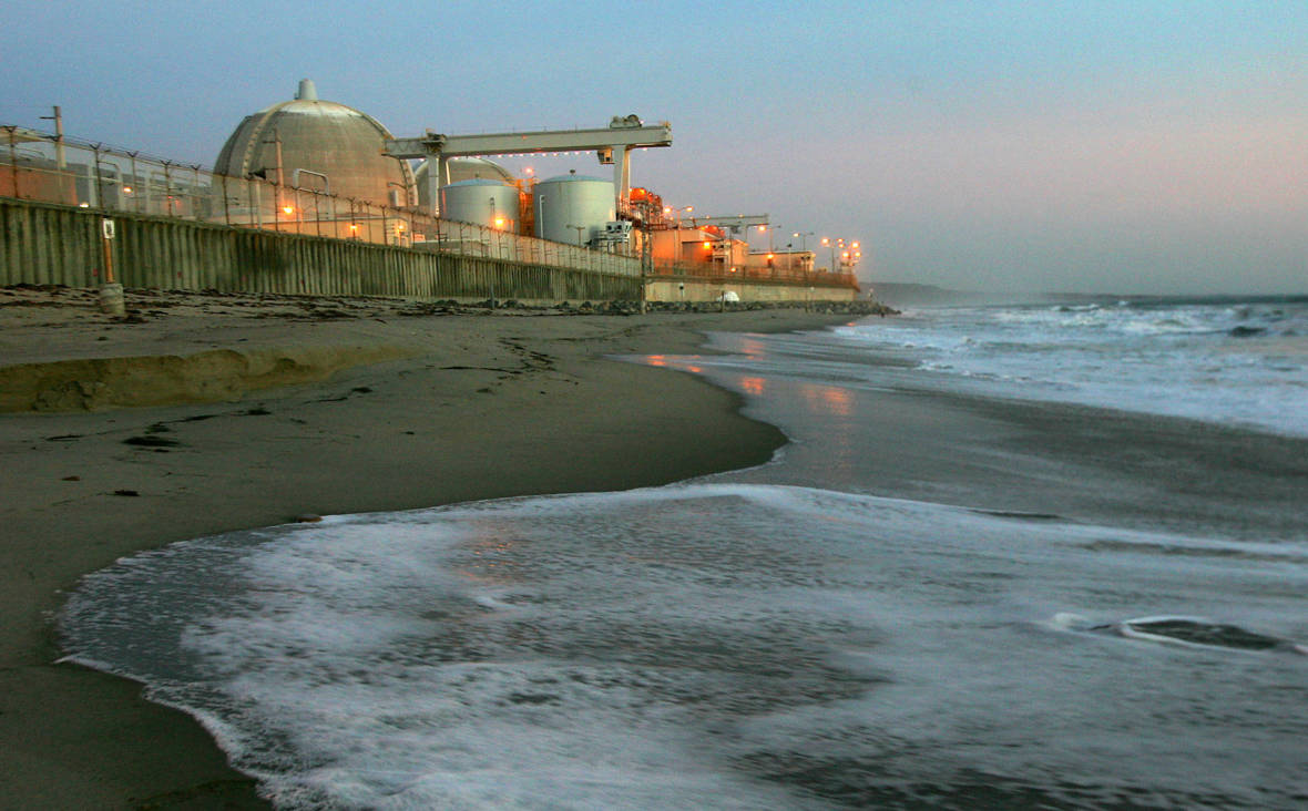 San Onofre Nuclear Waste May Go to New Mexico, Instead of 100 Feet From the Beach