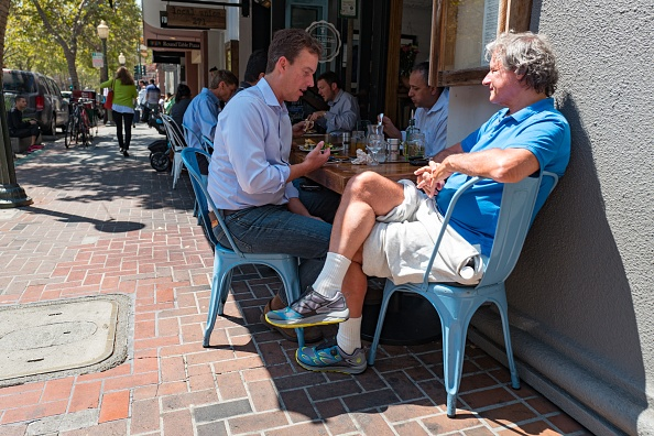 How Is Middle Class Defined in Palo Alto?