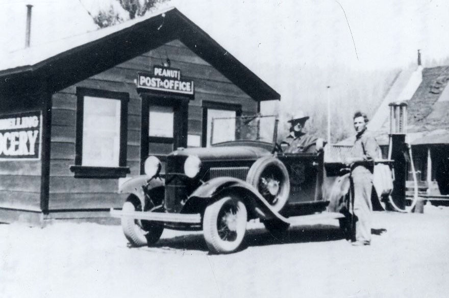 Peanut: How a Postmaster's Snack Changed a California Town's Name