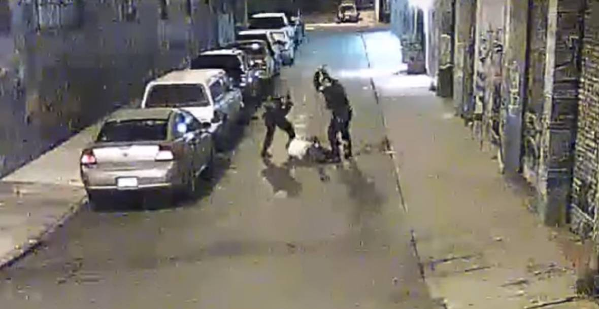 Fired Alameda County Deputies Will Stand Trial for S.F. Alley Beating