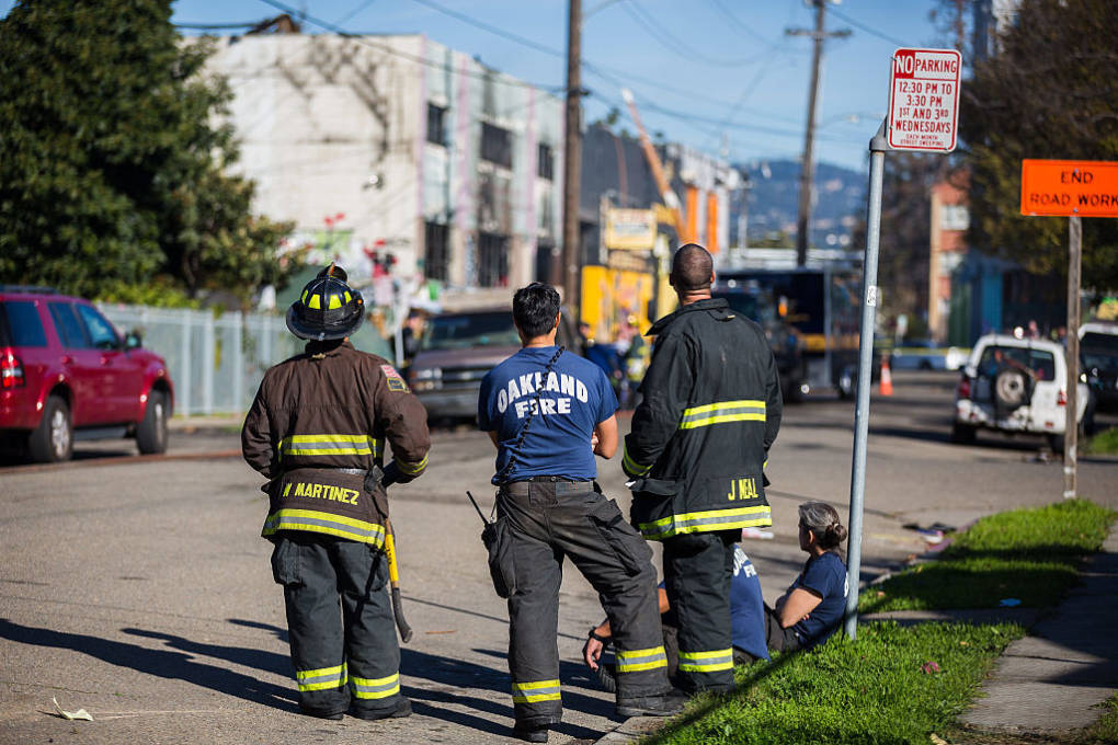 Oakland Fire Marshal Criticized Over Deadly Blazes Resigns