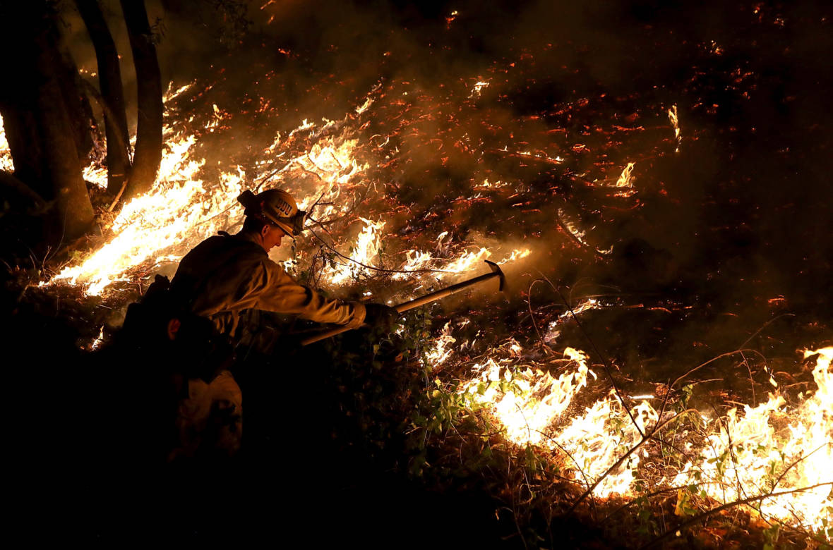What Can California's Emergency Responders Learn From the North Bay Wildfires?