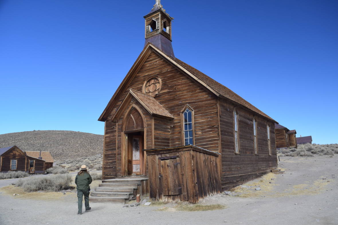 Why Are People Convinced This California Ghost Town Is Cursed?