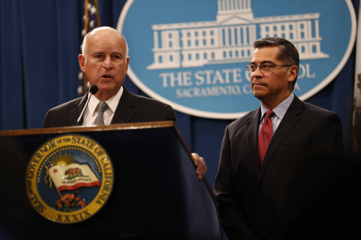 Gov. Jerry Brown Prepares to Protect Criminal Justice Reforms