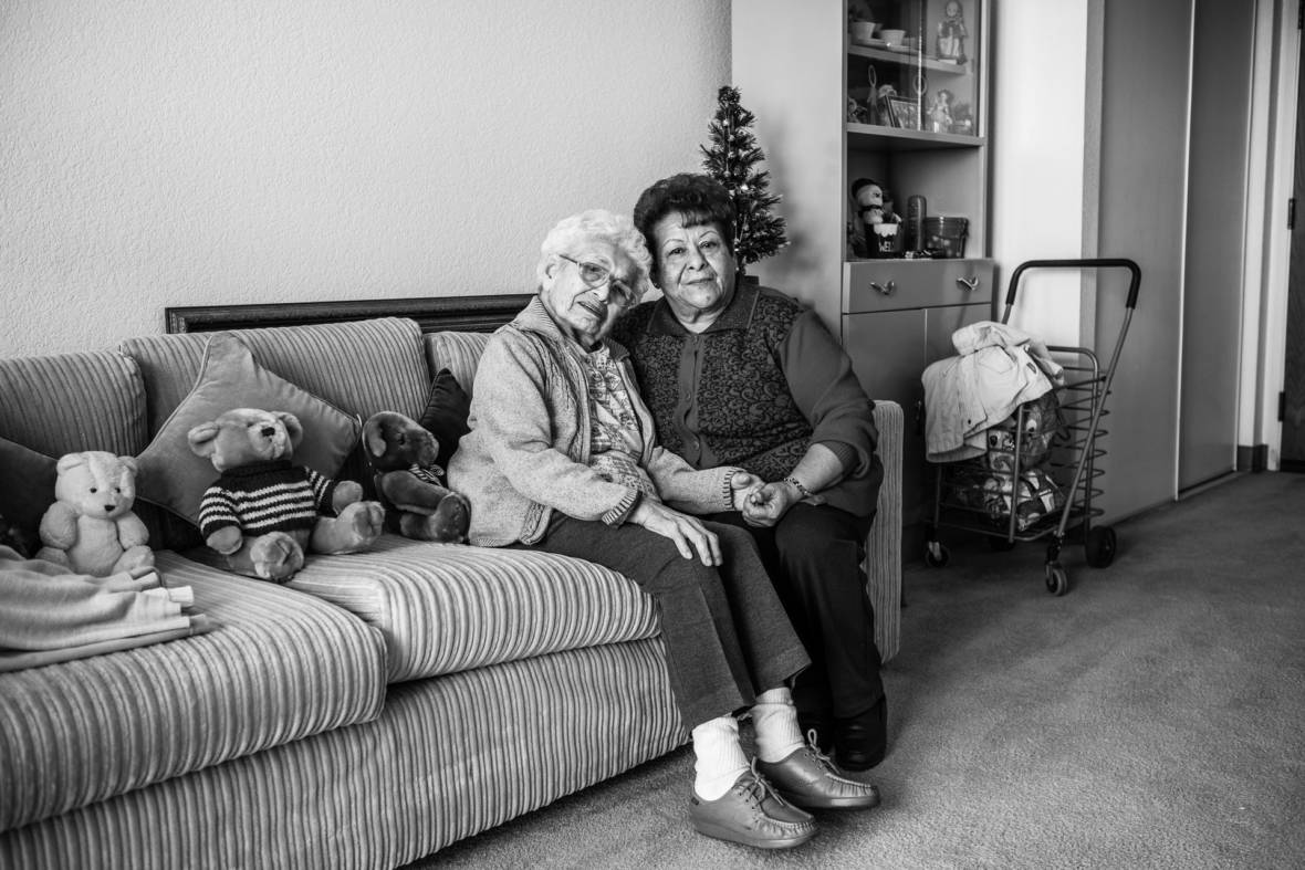 When a Job Becomes a Friendship: Caregivers Keep Seniors Happy and Healthy