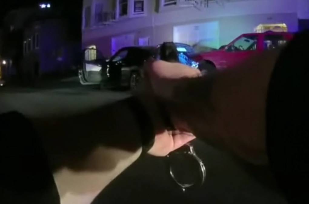 SFPD Officers Fire Some 99 Rounds at Suspect in Car's Trunk After He Shot at Police