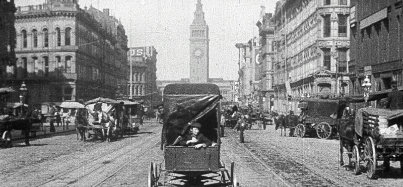 Footage of San Francisco After 1906 Quake Found at Flea Market