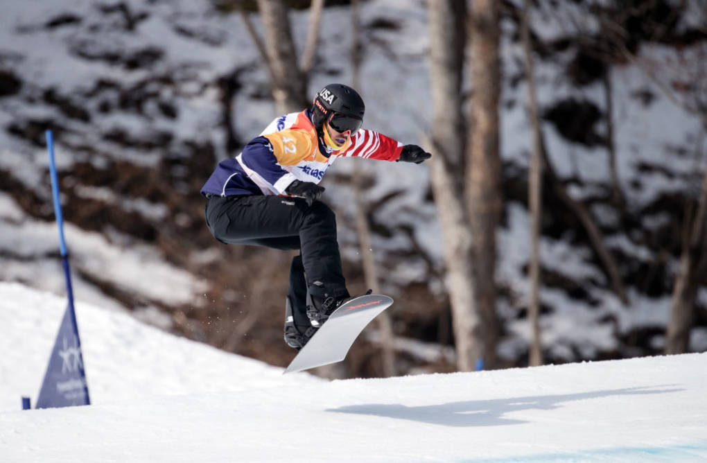 Southern California Snowboarder Mike Shea Aims for Paralympic Gold