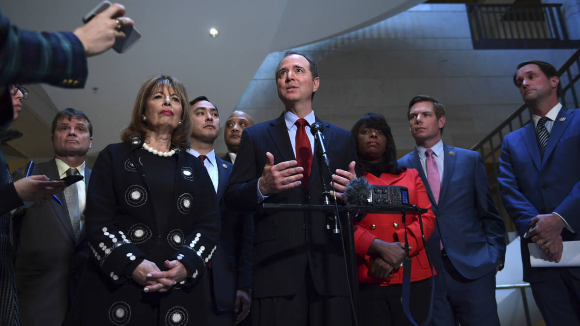 House Intelligence Democrats Release Response to GOP Russia Conclusions