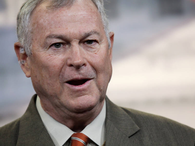 California Congressman's Pro-Russia Views Loom Large in Re-Election Fight