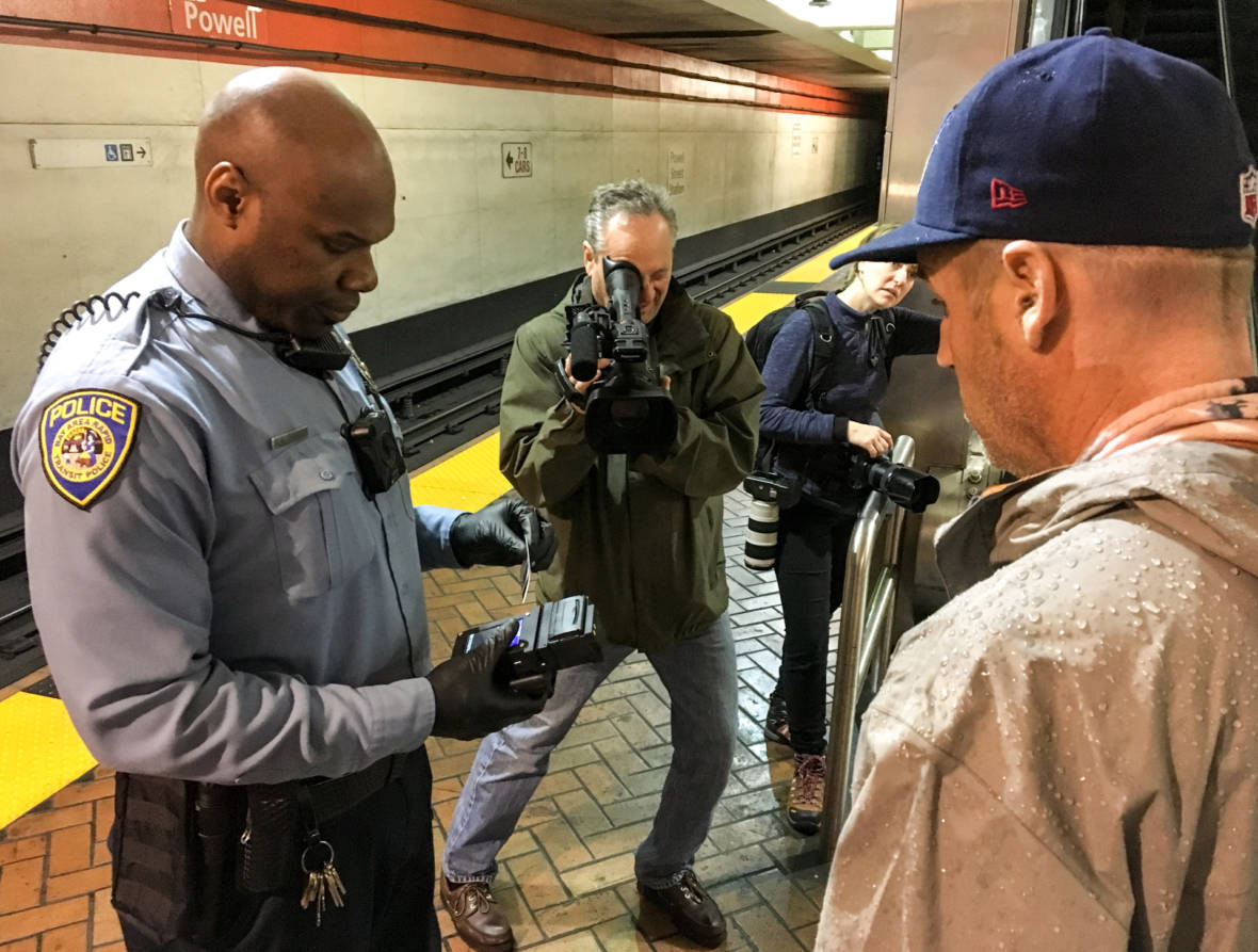 BART Ticket Inspectors to Start Citing Fare Cheaters