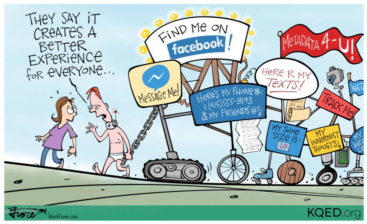 Facebook Is Losing Friends