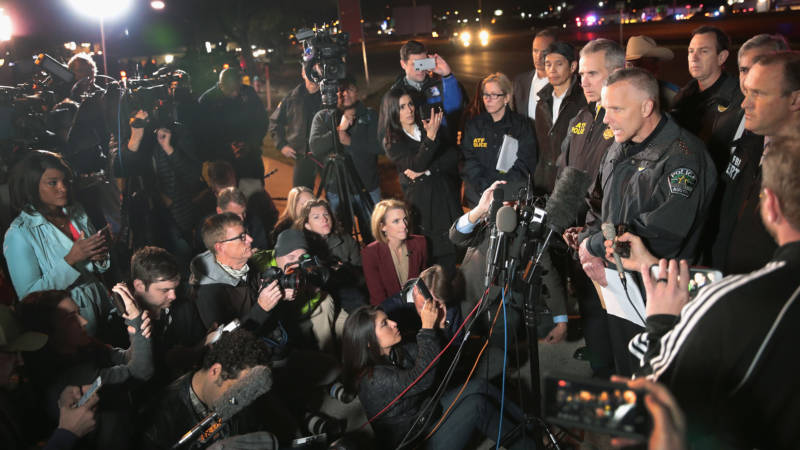 Austin Bombing Suspect, Identified as Mark Anthony Conditt, Died in Standoff