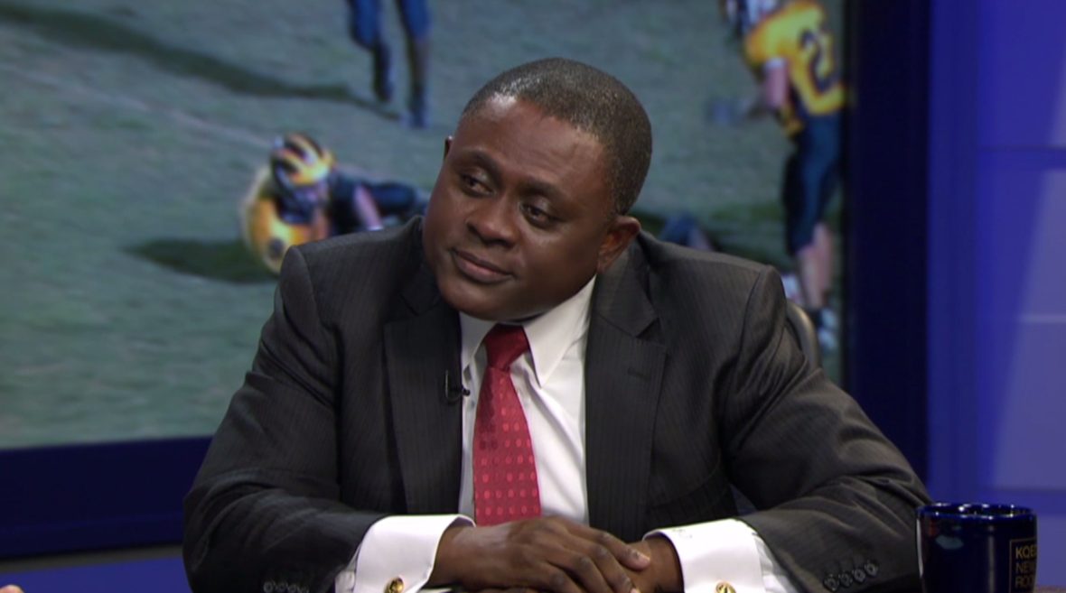 Dr. Bennet Omalu: Concussions in Youth Sports