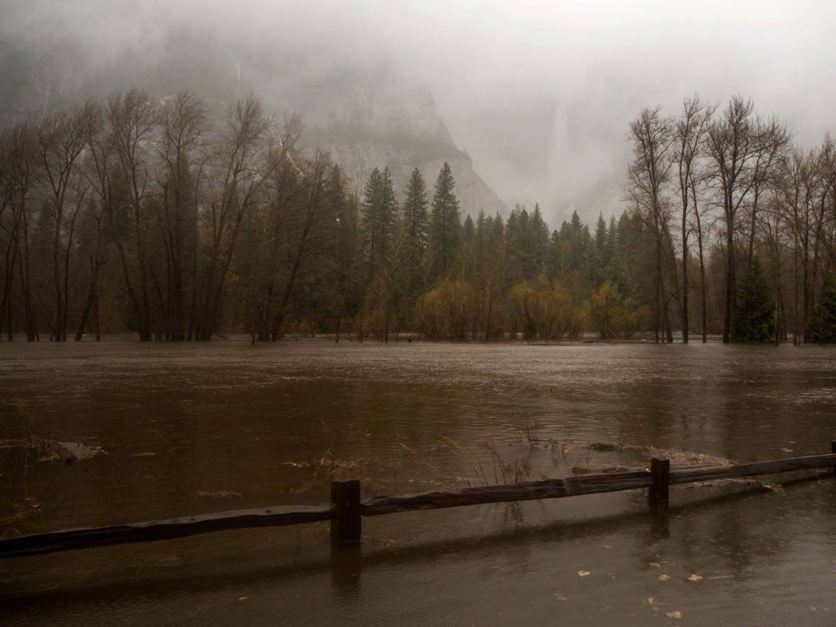 Yosemite Valley, Some Bay Area Parks Reopen After Flooding