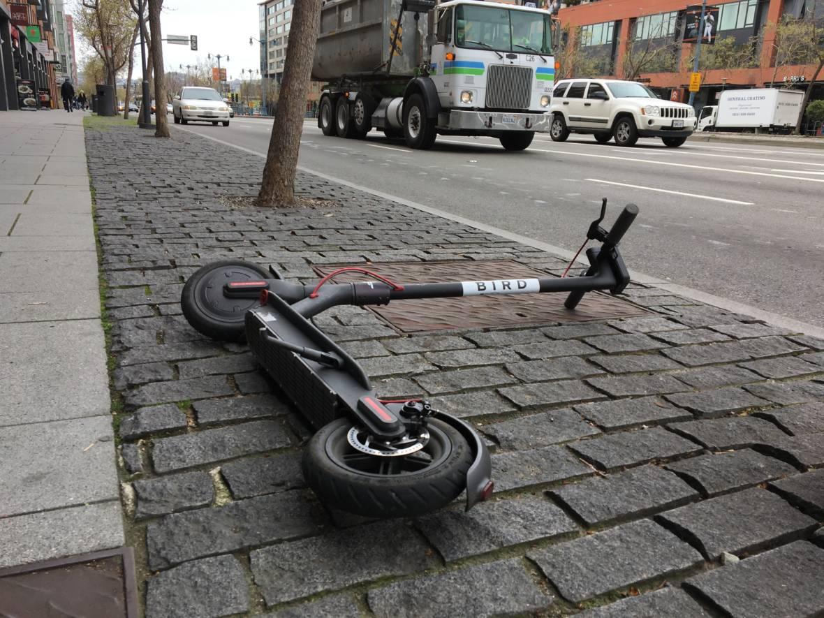 s f scooter battle city crews seize 66 mini vehicles. Black Bedroom Furniture Sets. Home Design Ideas