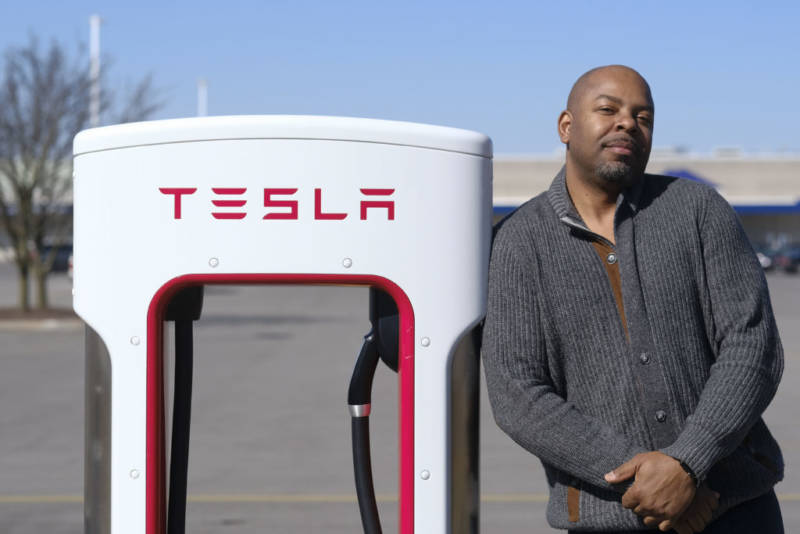 Roger Croney oversaw workers in three different departments at Tesla. He took it upon himself to develop his own training program for new employees, whom he said were sometimes sent to work with no factory experience or basic training specific to the job.
