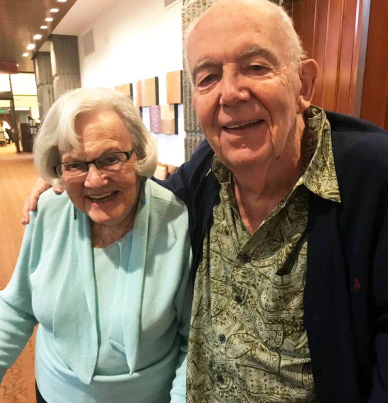 Hilda Richards, 100, and Bob Titlow, 87 are among the seniors who have advice for Gov. Jerry Brown as he turns 80.