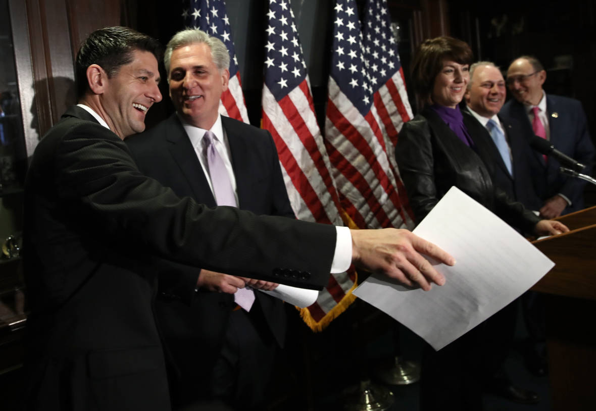 Ryan Anoints McCarthy to Be His Successor as House Speaker
