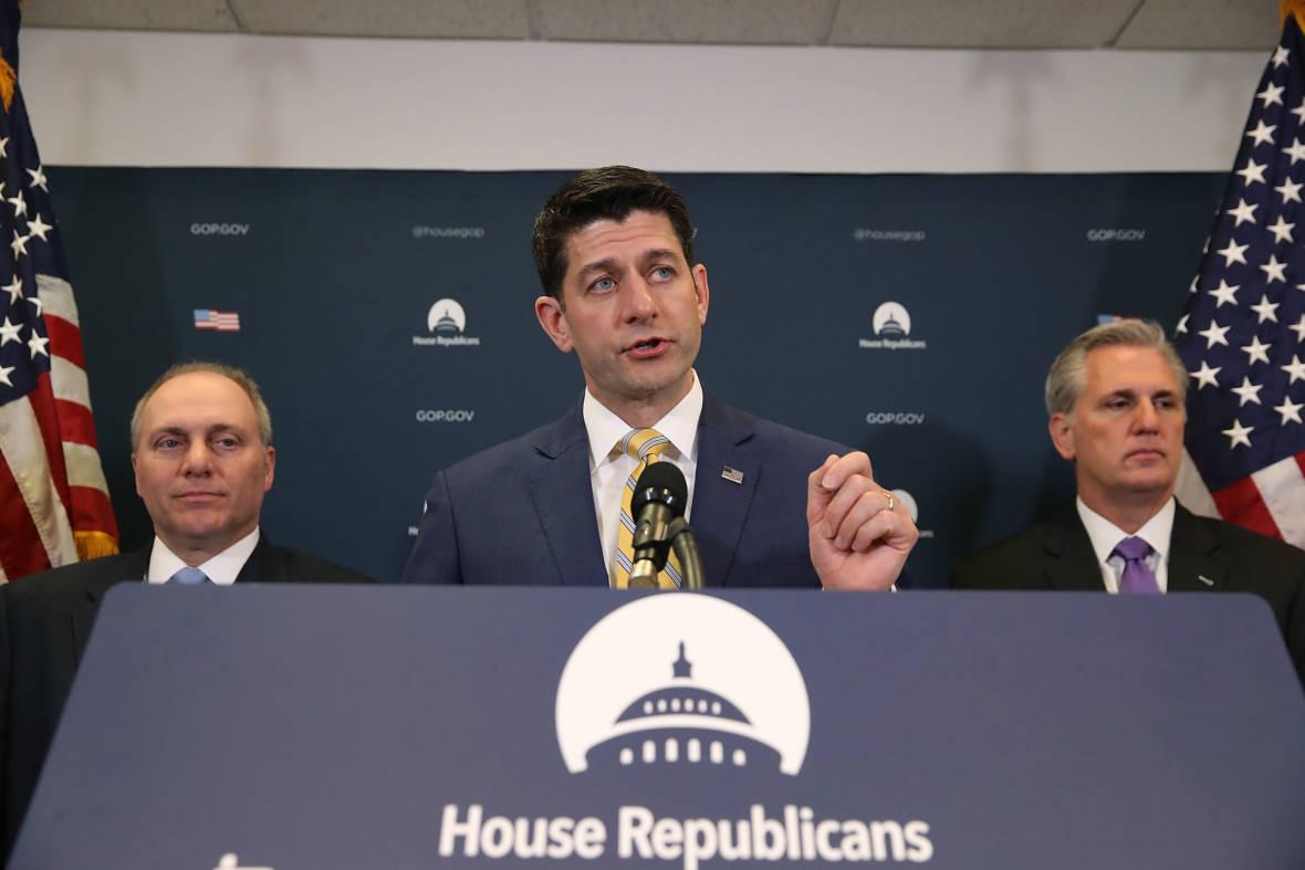 Who'll Follow Paul Ryan as Speaker? Contest Between McCarthy, Scalise Hums Below Radar