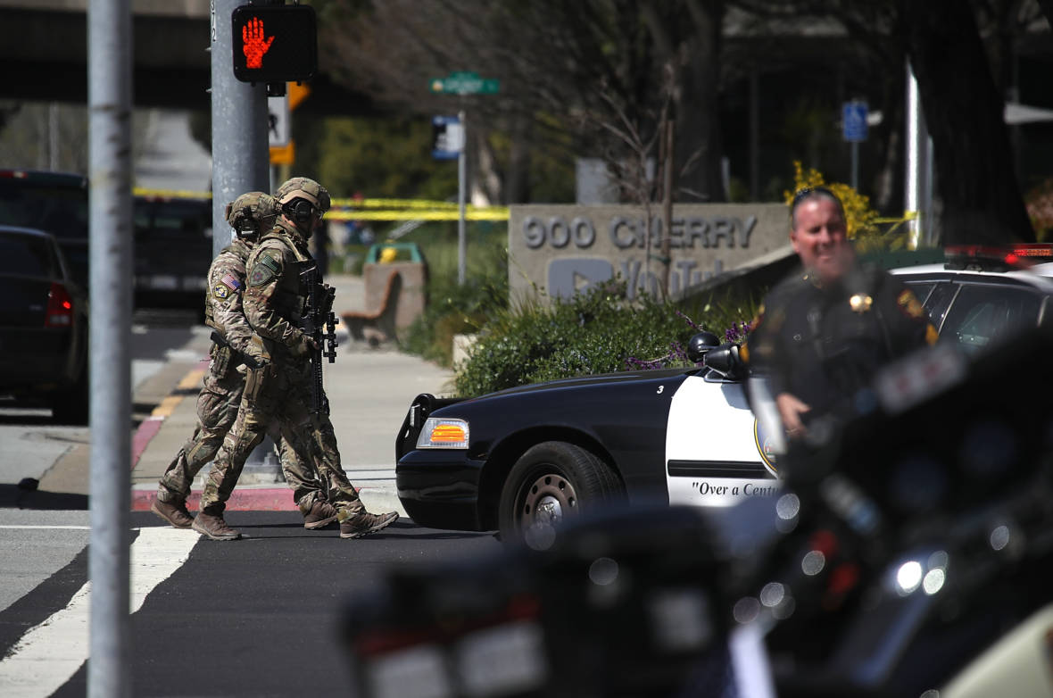 Shooting Suspect at YouTube HQ Dead; 3 Gunshot Victims Hospitalized