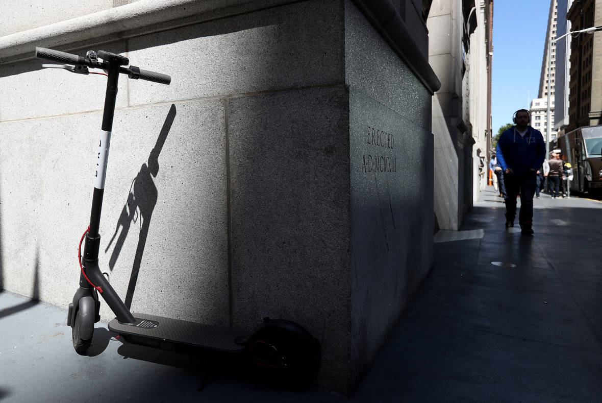 S.F. Launches Scooter Pilot — and Excludes Bird, Lime and Spin