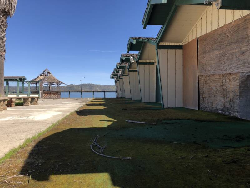 Konocti Harbor Resort and Spa's new owners say they want to breathe life back into the decaying property.