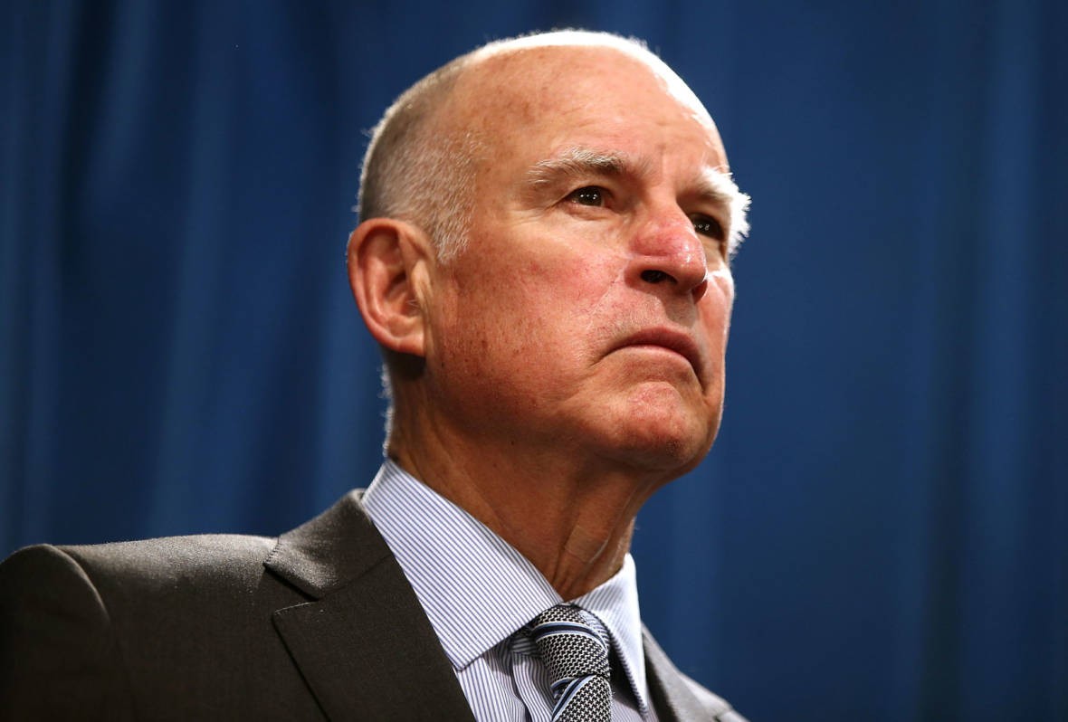 Jerry Brown Is Turning 80. Here's the Advice Other Seniors Have for Him
