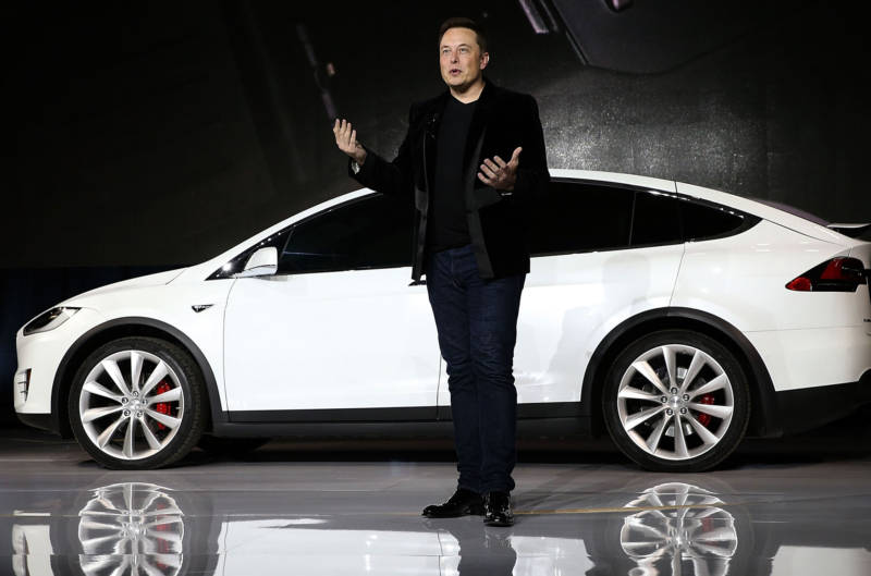 At Tesla's electric car factory in Fremont, CEO Elon Musk's name often was invoked to justify shortcuts and shoot down safety concerns, former safety experts for the company say.