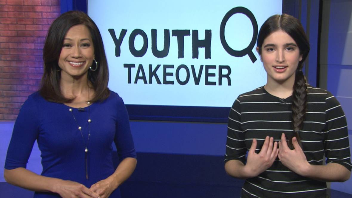 KQED Newsroom Special Edition: Youth Takeover
