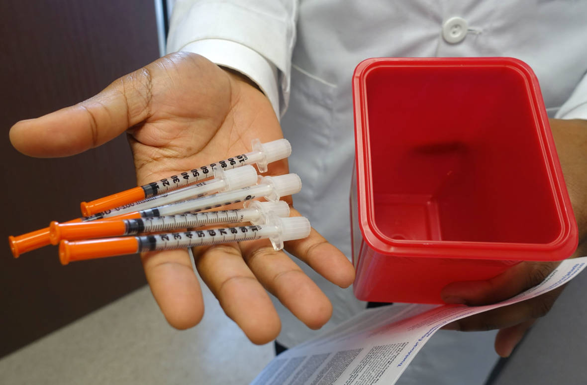 Orange County's Only Needle Exchange Program Seeks to Go Mobile