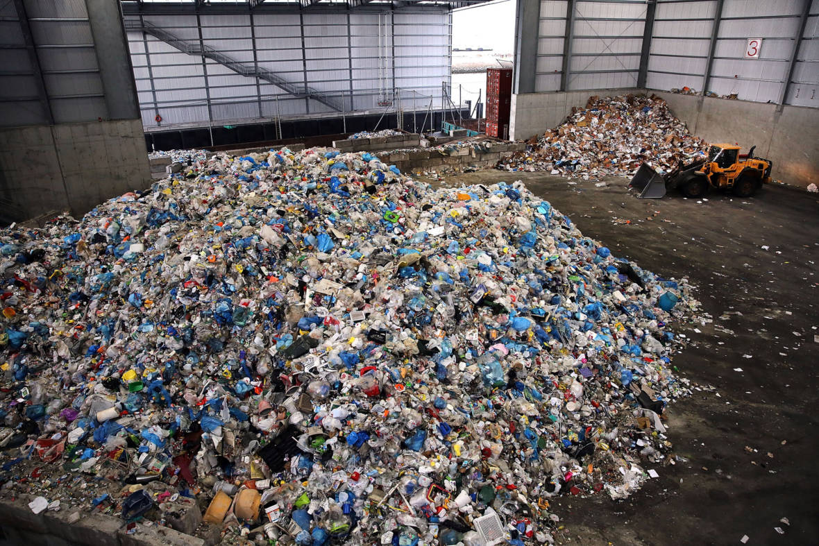 Five Indicted in Alleged $80 Million Recycling Fraud