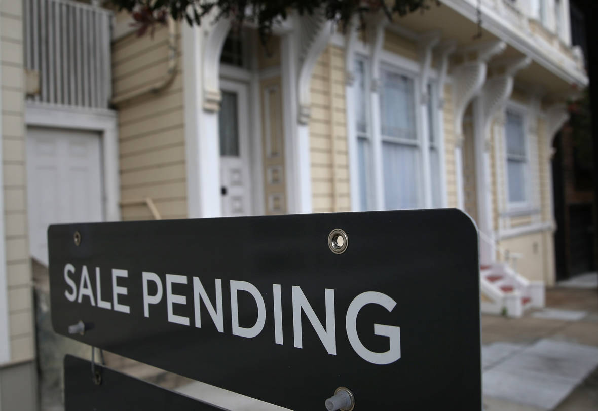 Big Investment Firms Have Stopped Gobbling Up California Real Estate
