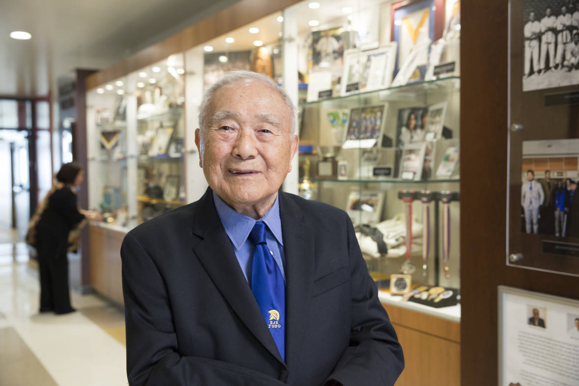 San Jose's Own 'Grandfather of Judo' Still Kicking at 98