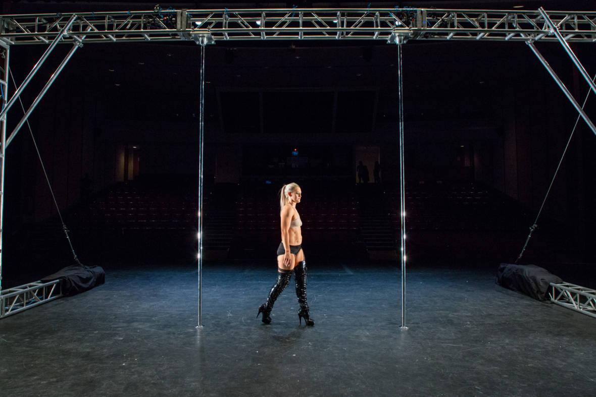 PHOTOS: An Inside Look at San Francisco's Pole Dancing Scene