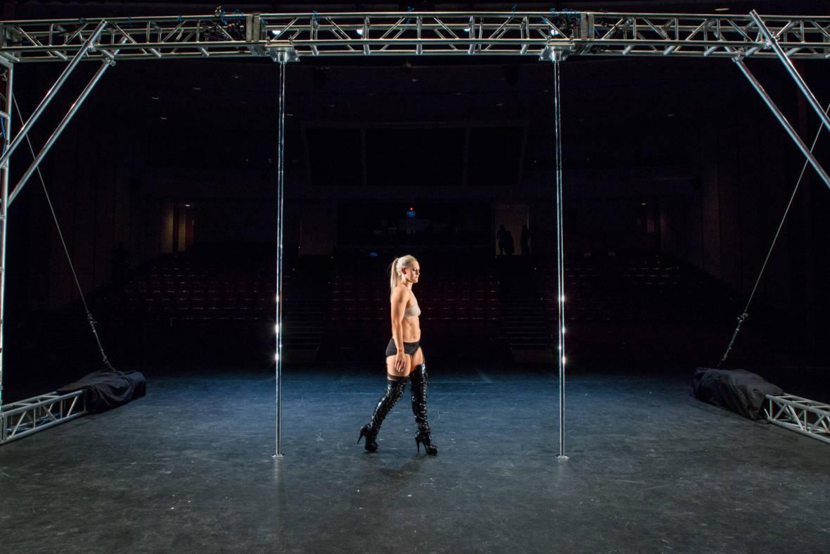 PHOTOS: An Inside Look at San Francisco's Pole Dancing Scene