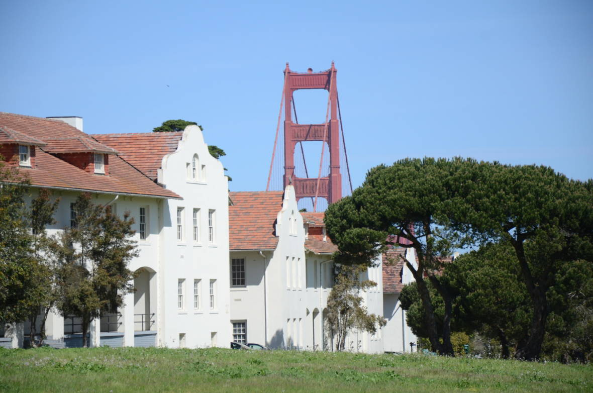 For $200 Million, You Can Change the World at the Presidio's Fort Scott
