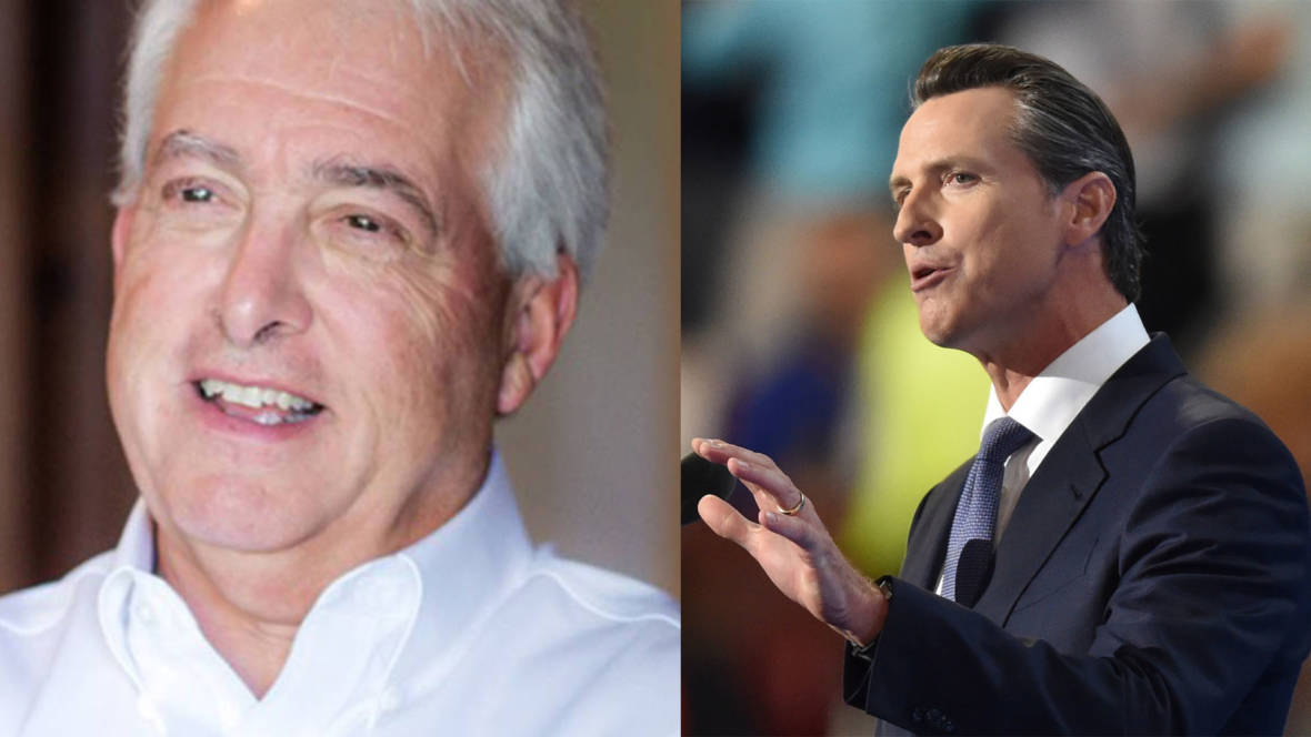 GOP Candidates Show Momentum in Governor's Race Poll