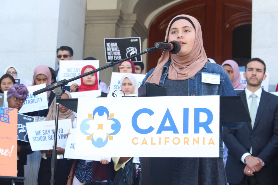 California Muslim Families Lobby for Bullying Prevention Bill