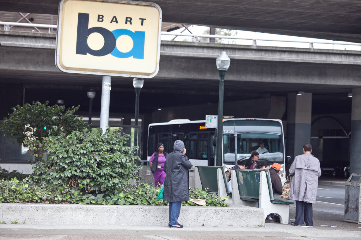 BART to Early-Morning Riders: Would You Take a Bus During Tube Retrofit?