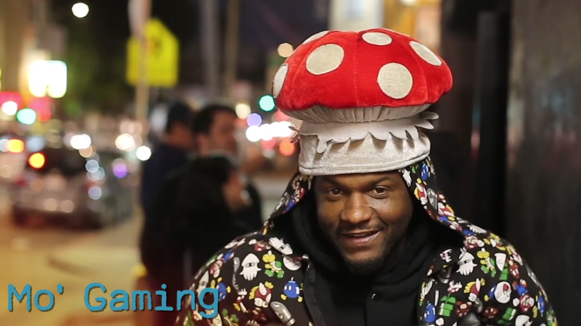 Video: Mo Gamin' on 16th Street in the Mission District