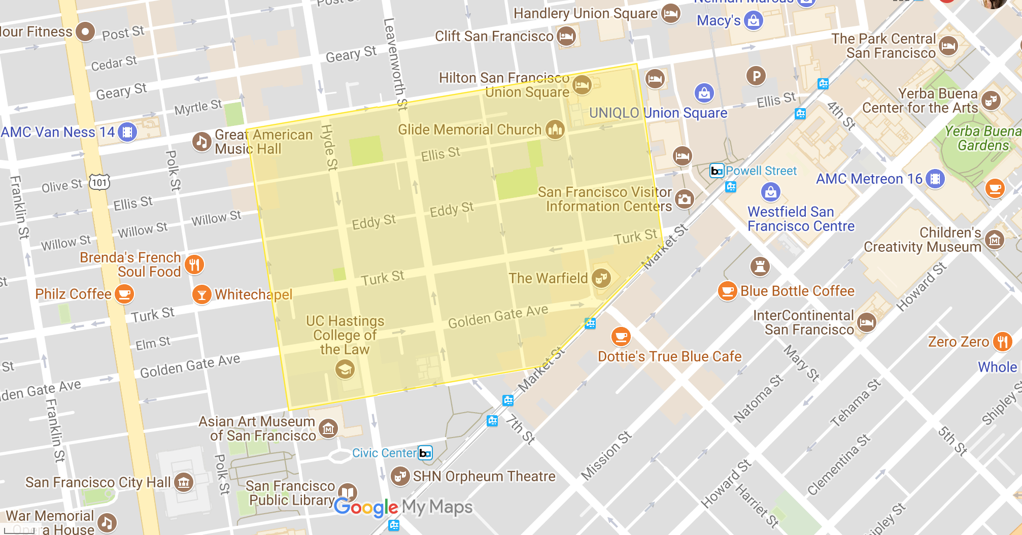 Why Hasn\'t the Tenderloin Gentrified Like the Rest of San ...