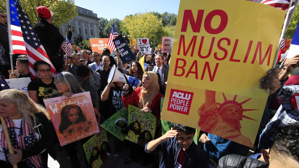 Supreme Court Appears Ready to Side With Trump on Travel Ban